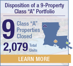 9 Class A Properties Closed